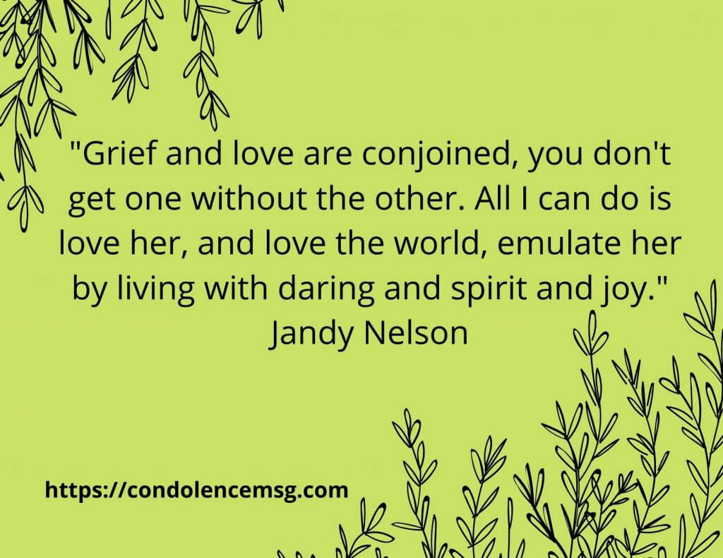 Inspirational Sympathy Messages For Loss Of Mother in Law